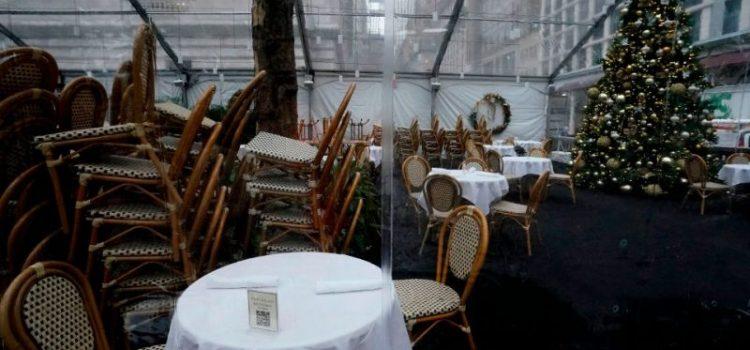 Restaurantes van a operar por lo menos en Manhattan