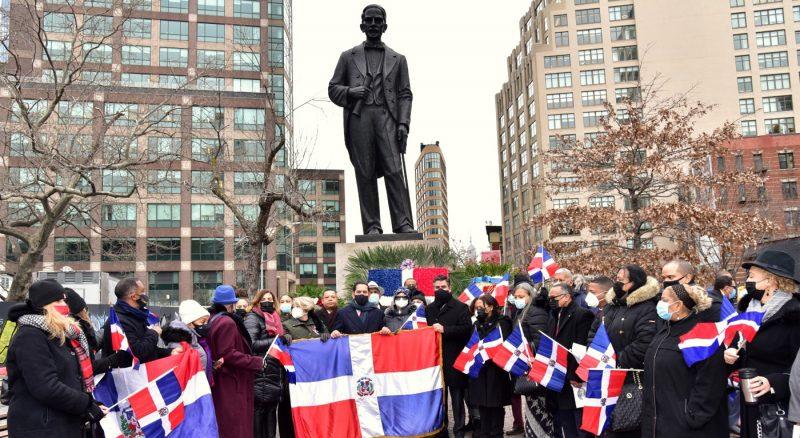 Consulado propicia tributo en honor a Duarte