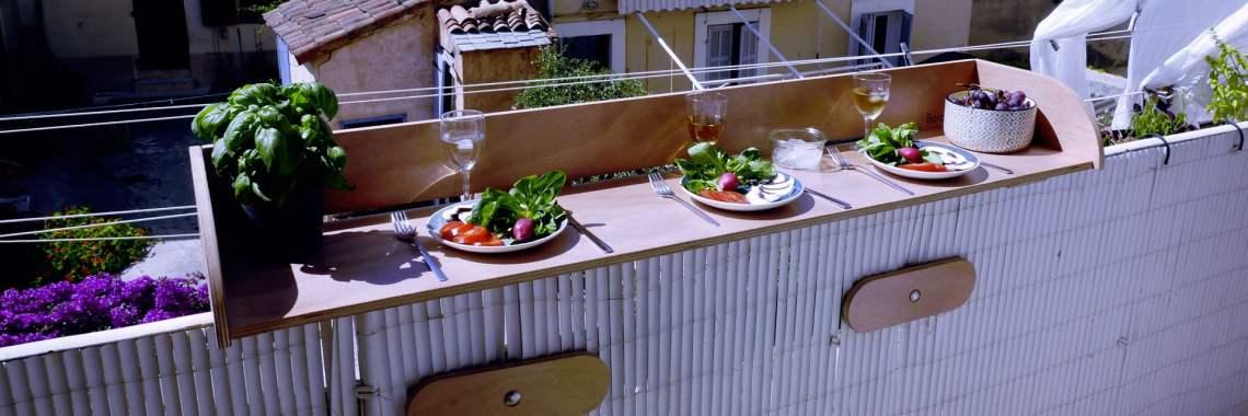 bar à balcon