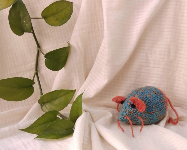 Handmade toy made in india handknitted stuff toy animal toy tiger elephant bunny mouse
