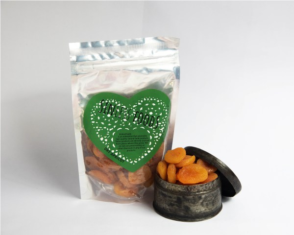 Natural organic pure dry fruit