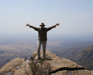 The spectacular Tundavala Gap