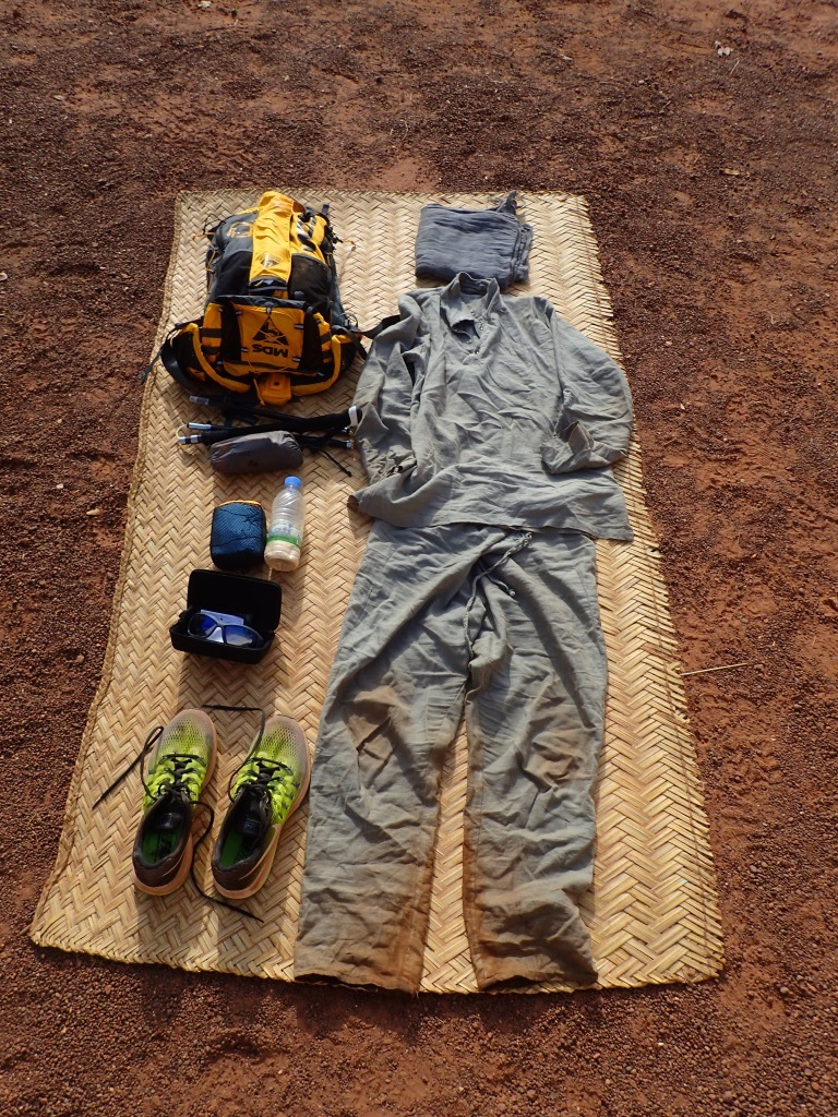 Hot Weather Running Gear | BARAKA