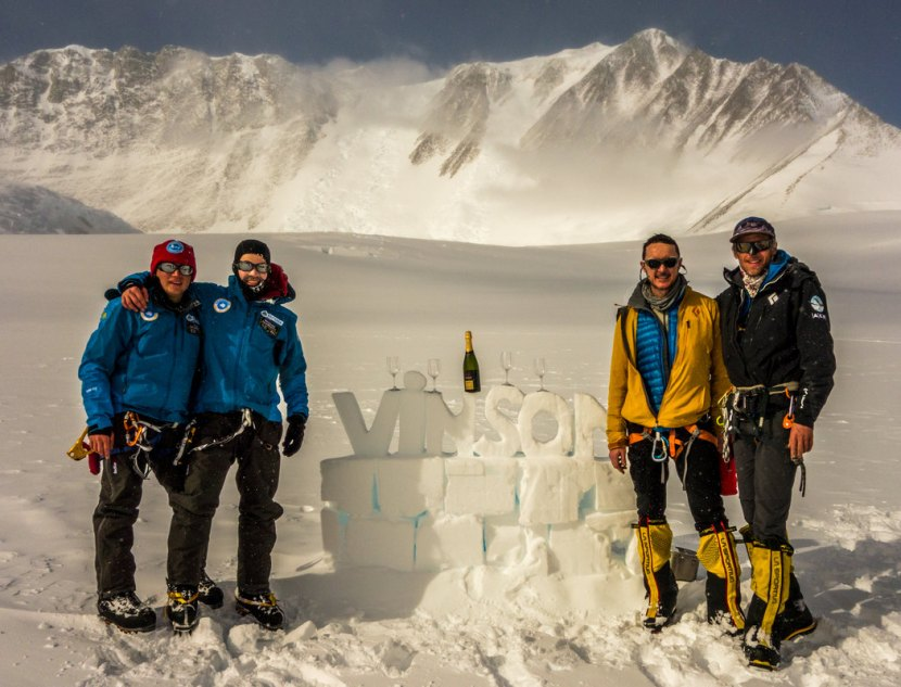 Antarctic Logisitics | Vinson Massif | BARAKA