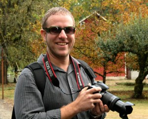 Rob Atkinson with Barakade Fotografie on an autumn photo safari in the great NW