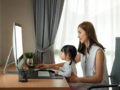 Kerja di Rumah