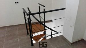 barandillas escaleras caracol a medida