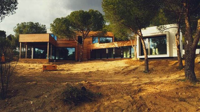 Casa Biopasiva Torrelodones