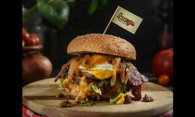 BaraBERE Burger Jakarta