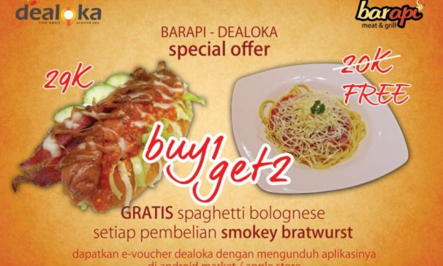 Dealoka Offer: Buy 1 GET another 1 FREE