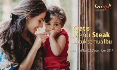 promo mothers day gratis steak jakarta
