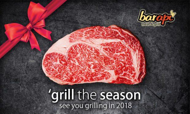 Promo New Year's Double Deck Steak