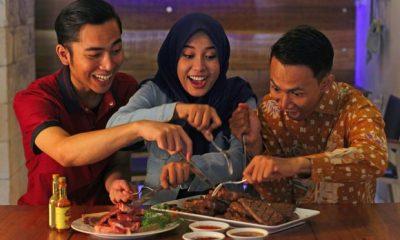 Promo Merdeka Makan Steak Sepuasnya