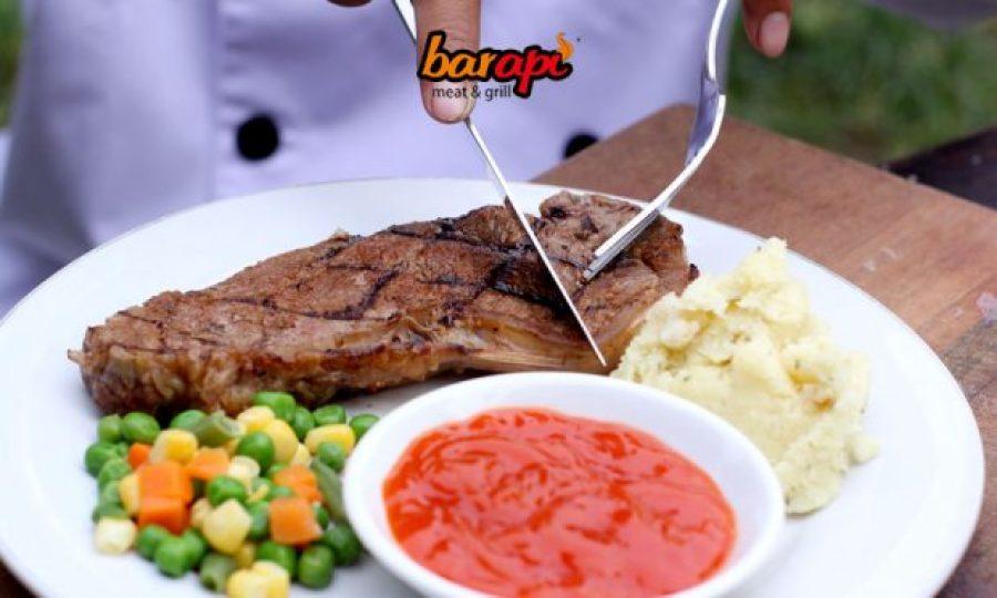 Cara Makan Steak Benar