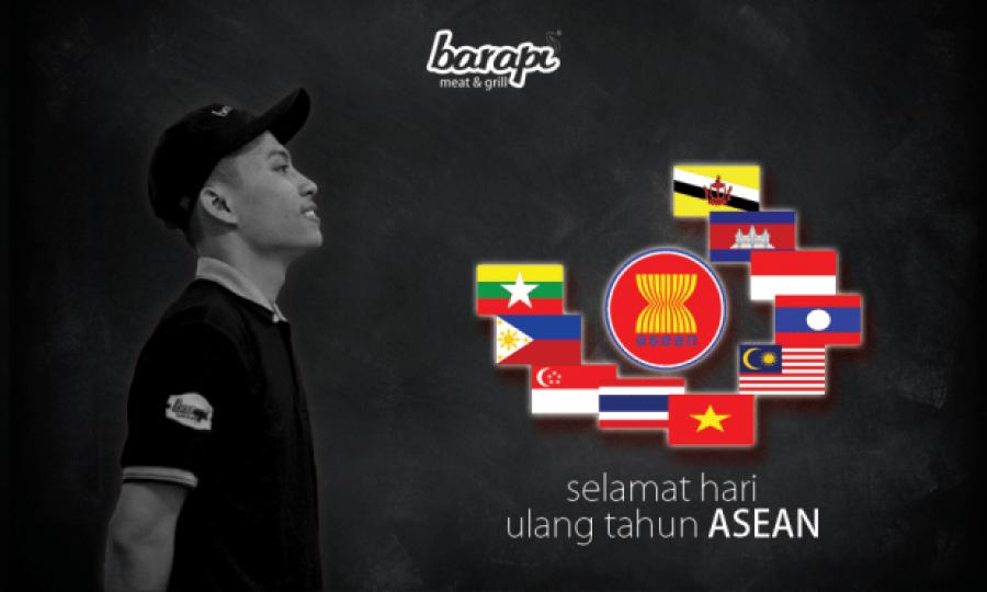 Resto Steak Jakarta Rayakan Ultah ASEAN