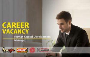 Human Capital Development Manager (HCDM)