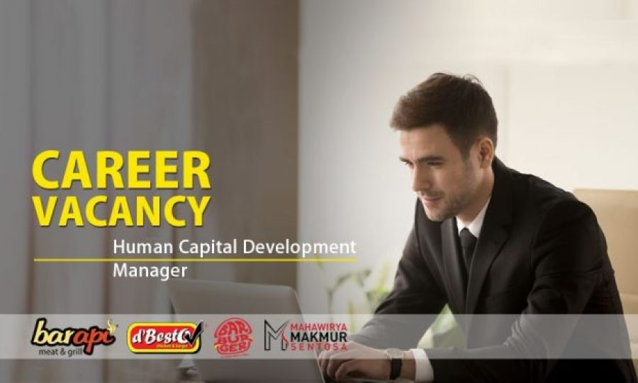 Human Capital Development Manager (HCDM)