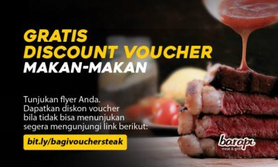 promo makan steak