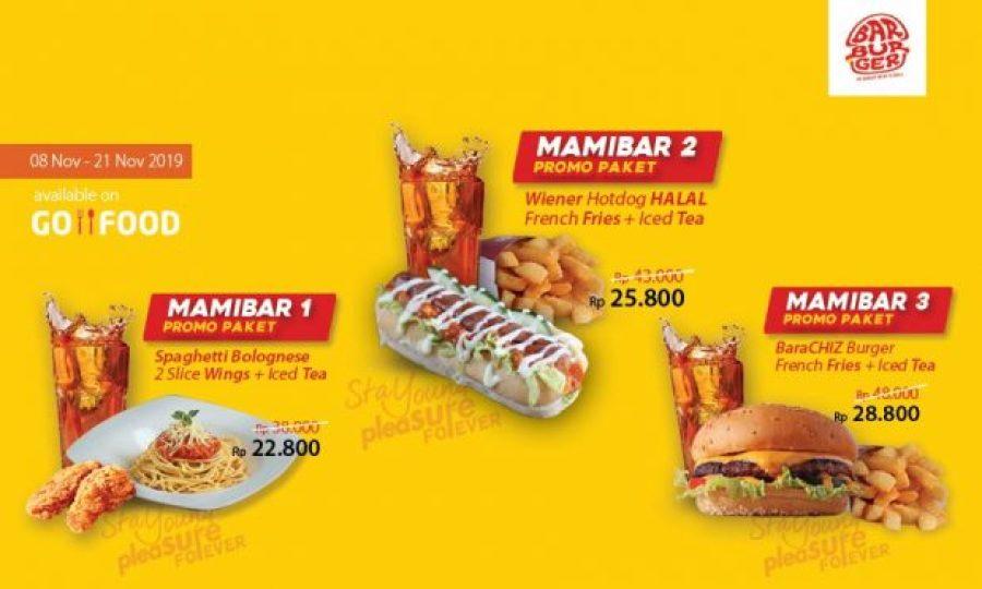 Restoran Burger Jakarta Digemari di Gofood