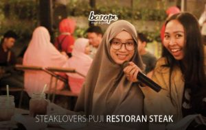 Steaklovers Puji Restoran Steak