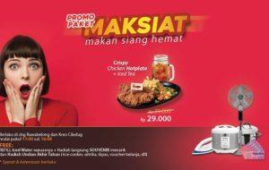 Promo Makan Siang Steak Murah
