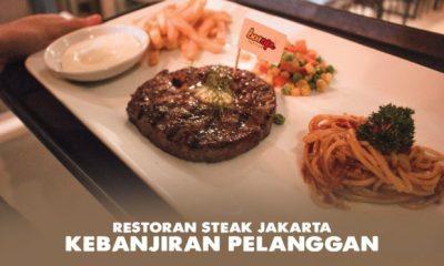 steaklovers makan steak di restoran steak jakarta
