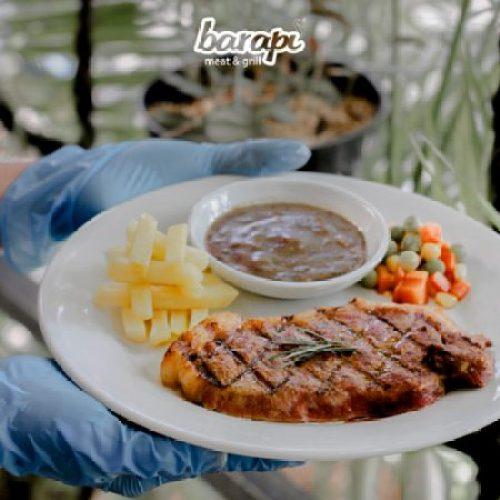 BONGKAR! Rahasia Masak Steak Enak dari Resto Bintang Lima
