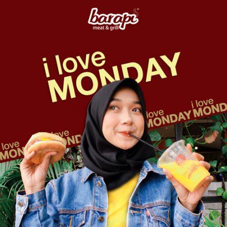 I Love Monday: Tips Seru Jalani Senin Dengan Semangat 45