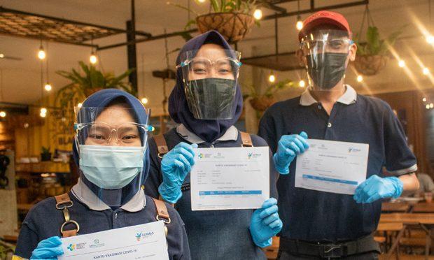 Staff Barapi Sudah Divaksin, Ini Alasan Pentingnya Vaksinasi Covid-19