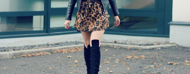 knee high lace boots