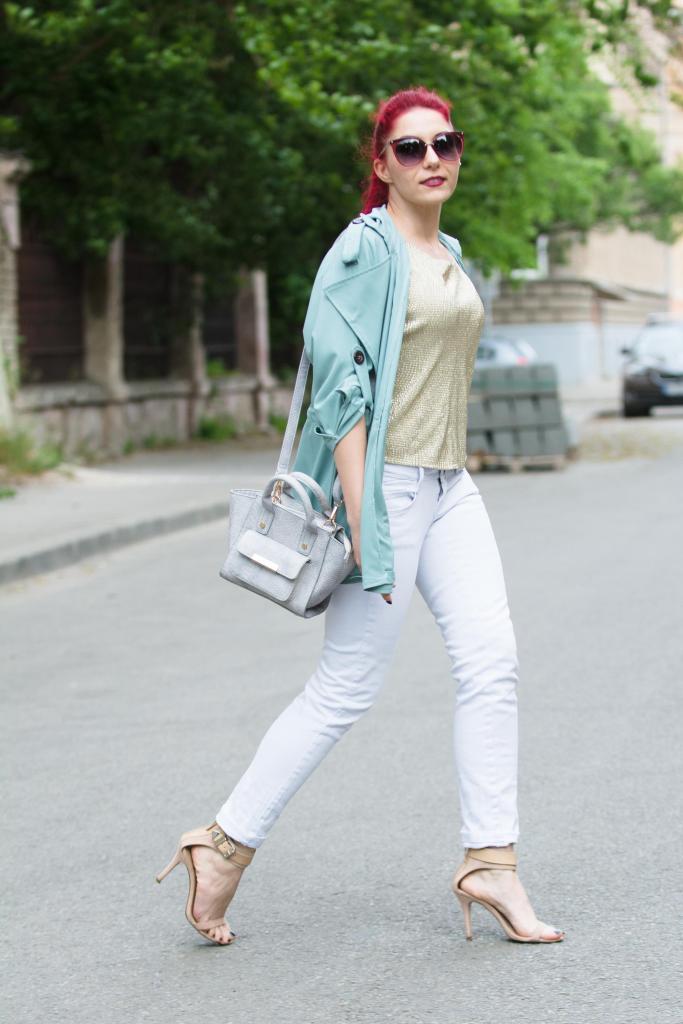 casual look pastel