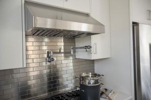 metal kitchen