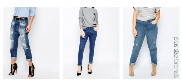 affordable boyfriend jeans