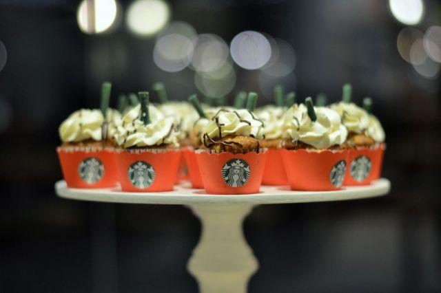 Starbucks piata victorieri Timisoara
