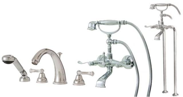 faucets bathroom