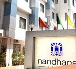 La hotelo Nandhana