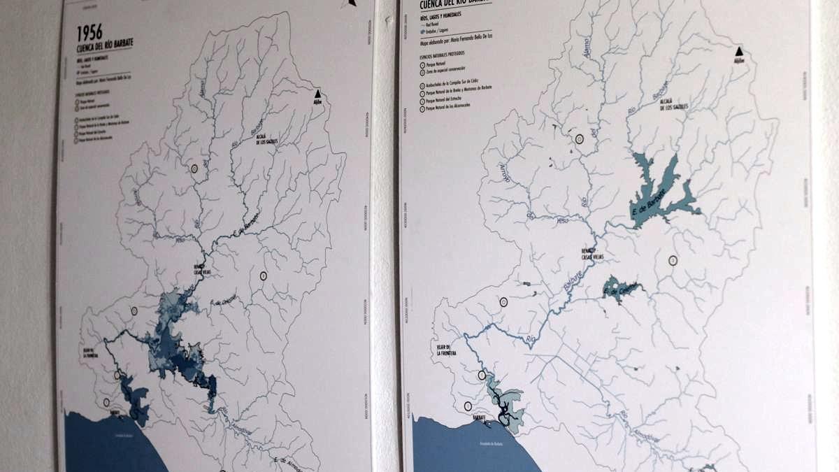 Cartografía de agua