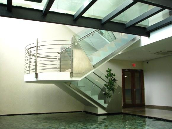Portico-Stair-Basement