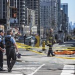 CANADA - Van kills nine, injures 16 on Toronto street