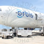 Orbis flying high