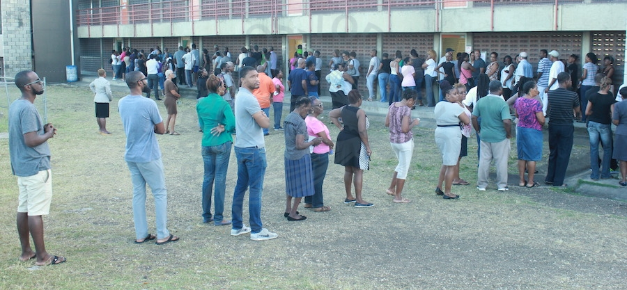 High Court order affects polling in St James South