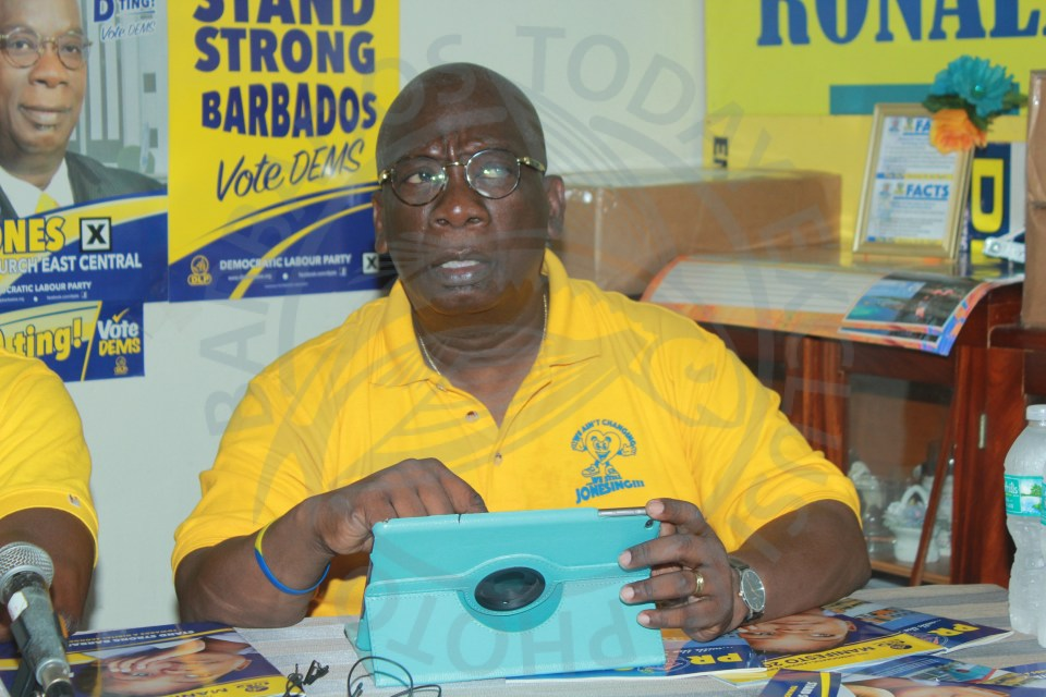 Jones accuses Duguid of abandoning constituents