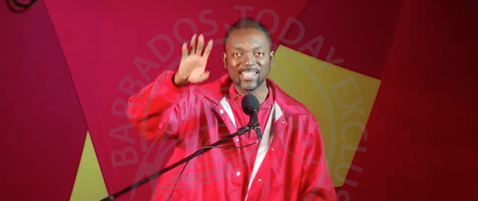 Bajans have one choice on Thursday, says Colin Jordan
