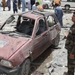 WORLD - Thirty-one dead as bomb attack mars voting in Pakistan
