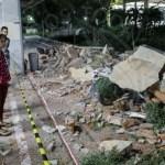 Deadly quake rocks Indonesia island