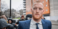 Ben Stokes was found not guilty of an affray today.