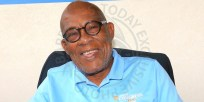 Barbados Football Association president Randolph Harris wants a professional league in Barbados. (Picture by Morissa Lindsay)