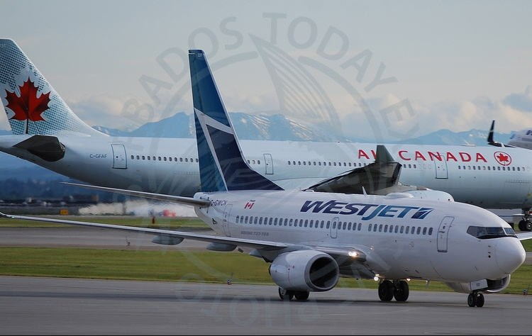 WestJet-and-Air-Canada