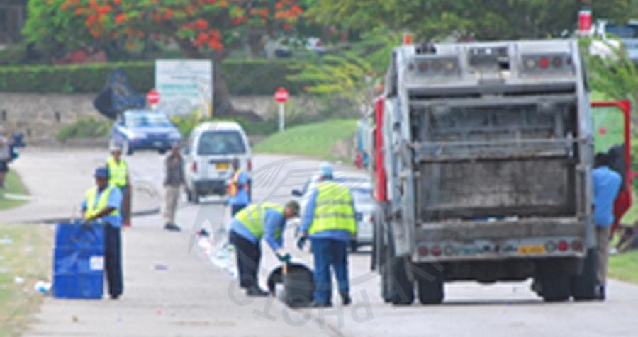 Govt scraps plans to buy secondhand garbage trucks