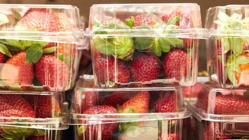 Australia fruit scare: Needles found in New Zealand strawberries
